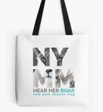 NYMM Lioness Tote Bag