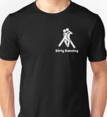 Someone found me in a coffee shop bathroom after I'd overdone it and carried me like a feed sack to the curb. T-Shirt