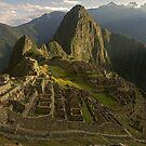 Machu Picchu - Peru by Christophe Dur
