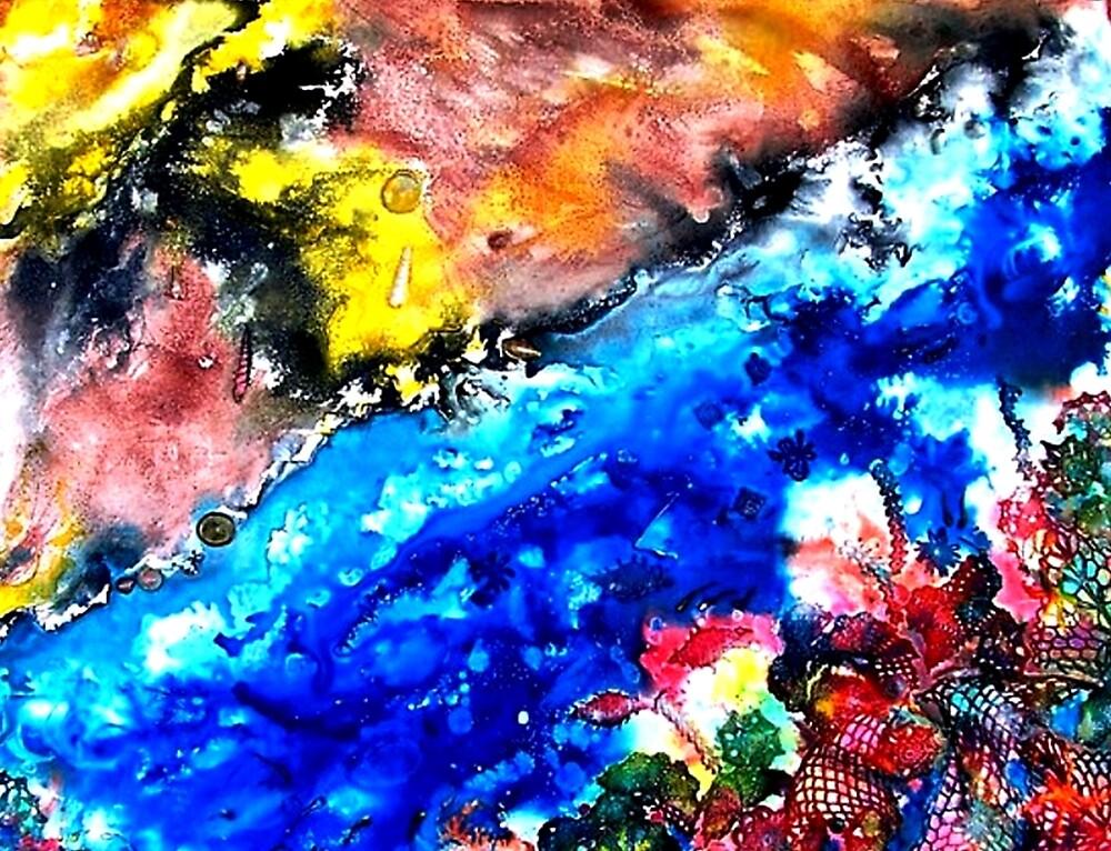 Coral Beach by Ciska