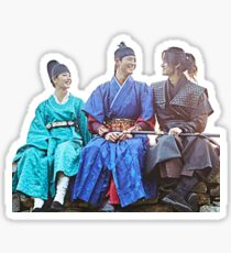 PARK BO GUM, KIM YOO JUNG LOVE IN THE MOONLIGHT Sticker