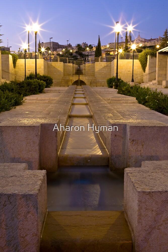 Mamilla  by Aharon Hyman