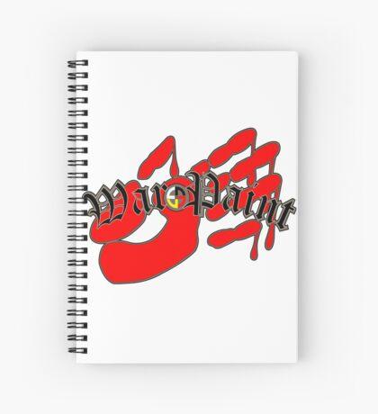 War Paint Spiral Notebook