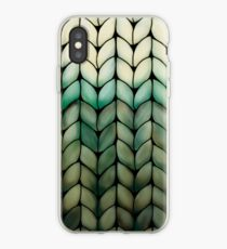 Olive Grove Knit iPhone Case