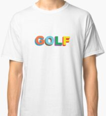 Camiseta clásica Tyler The Creator GOLF