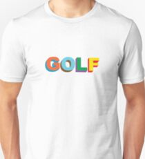 Tyler The Creator GOLF Unisex T-Shirt