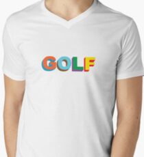 Tyler The Creator GOLF Men's V-Neck T-Shirt