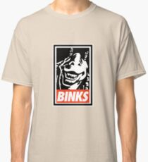 Jar Jar Bink - Obey! : Inspired by Star Wars Classic T-Shirt