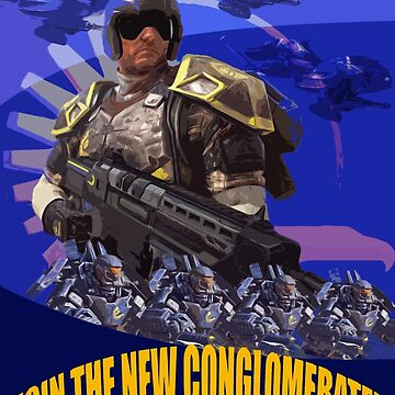 Join the New Conglomerate by Drumasaurs