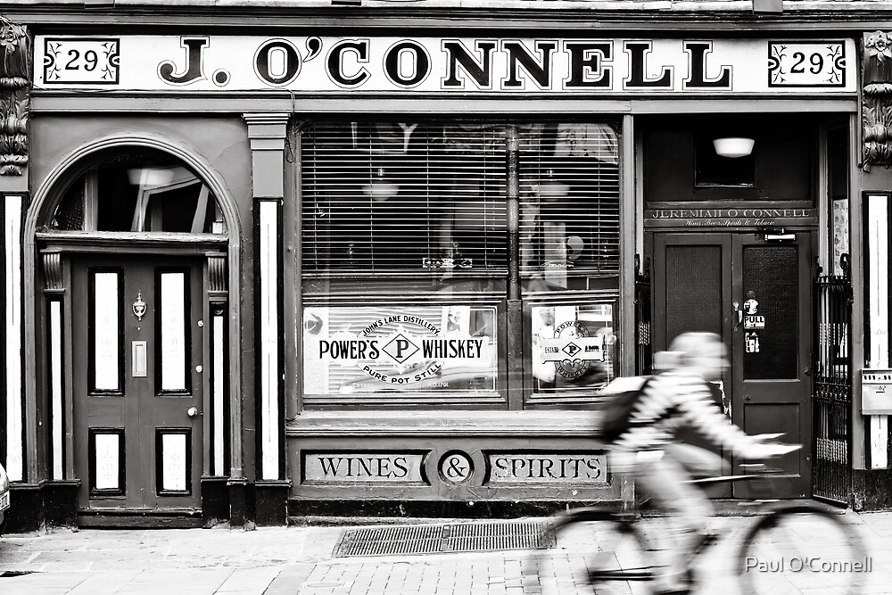 Dublin Pub by Paul O'Connell