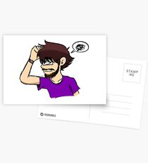 Frustrated  Postcards