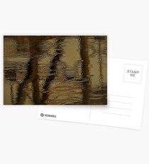 Camouflage by Water Postcards