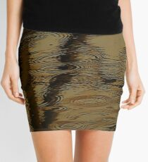 Camouflage by Water Mini Skirt