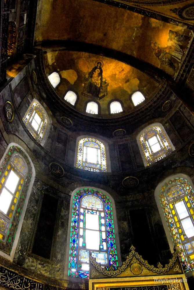 Hagia Sophia by mejmankani