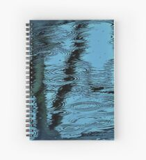 Camouflage by Blue Water Spiral Notebook