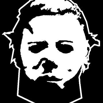 Sandman Stencil I by GREYEGGSGLOBAL