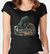 Rumplestiltskin Women's Fitted Scoop T-Shirt