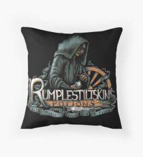 Rumplestiltskin Throw Pillow