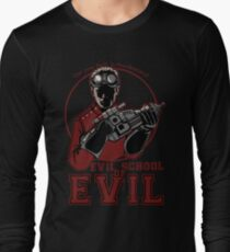 Dr. Horrible's Evil School of Evil Long Sleeve T-Shirt