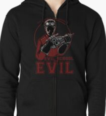Dr. Horrible's Evil School of Evil Zipped Hoodie