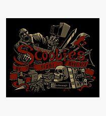 Scoobies Photographic Print