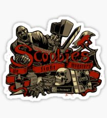 Scoobies Sticker