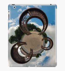 Lifford Coins, County Donegal iPad Case/Skin
