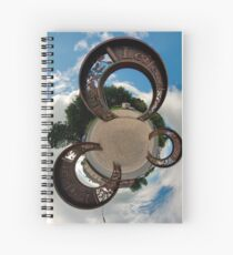Lifford Coins, County Donegal Spiral Notebook