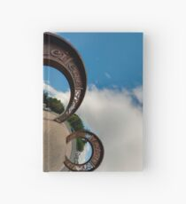 Lifford Coins, County Donegal Hardcover Journal