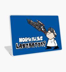 Horrible's Laboratory Laptop Skin