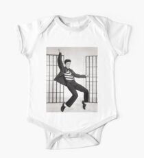 ELVIS PRESLEY - JAILHOUSE ROCK One Piece - Short Sleeve