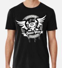 SANS PEUR AIRBORNE SQUADRON Premium T-Shirt
