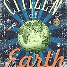 Citizen of Earth! by watertigerleo