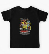 Zombies of the Stratosphere. Vintage, Retro Movie, 50th Kids Tee