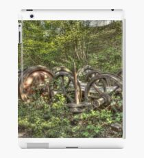 Wheel Decay iPad Case/Skin