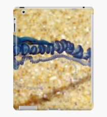 From The Rockpool - Blue Bottle iPad Case/Skin