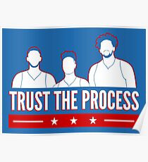 Trust the Process Poster