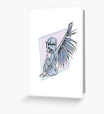 Dead Spirits Greeting Card