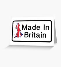 Made in Britain - The IT Crowd Greeting Card