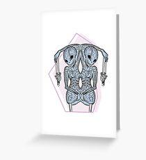 Heartless Greeting Card