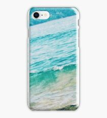 Tangy Turquoise Summer Sea Multi Photo iPhone Case/Skin