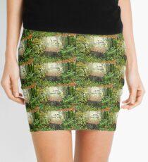 Enchanting Devon  Forest  Mini Skirt
