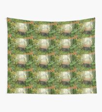 Enchanting Devon  Forest  Wall Tapestry
