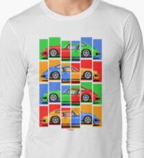 911 Vintage Classic Car Long Sleeve T-Shirt