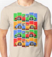 911 Vintage Classic Car Unisex T-Shirt