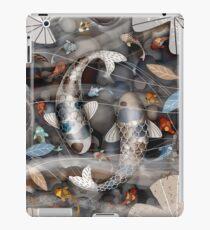 Koi Fish Pond iPad Case/Skin