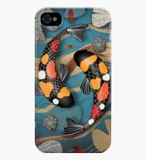 Koi Watergarden iPhone 4s/4 Case