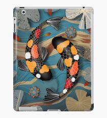 Koi Watergarden iPad Case/Skin