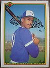 327 - Fred McGriff by Foob's Baseball Cards