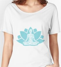 meditation Women's Relaxed Fit T-Shirt
